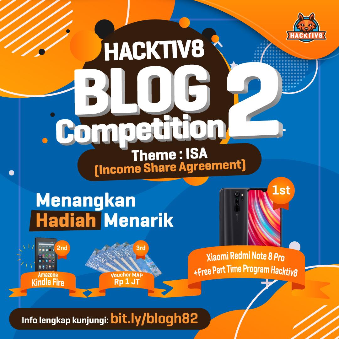 HACKTIV8 Blog Competition 2